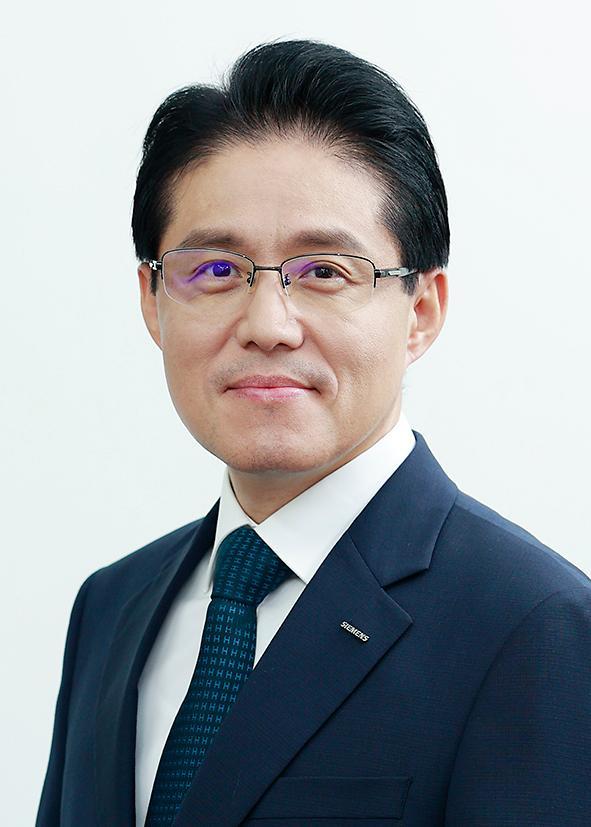 한국지멘스, 정하중 신임 대표이사 사장 선임