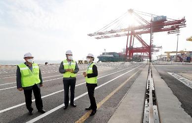 9월 수출 558억달러 65년 무역 역사상 최고치…11개월 연속 증가