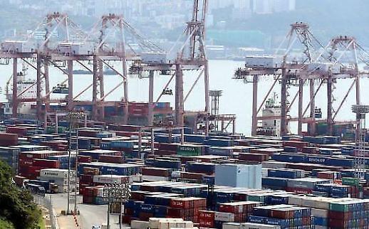 韩国9月出口同比增16.7% 创65年来历史单月最高纪录