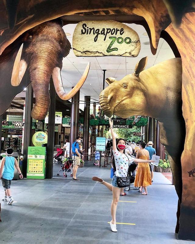 [NNA] 싱가포르 동물원 운영업자, 탄소중립 실현 목표
