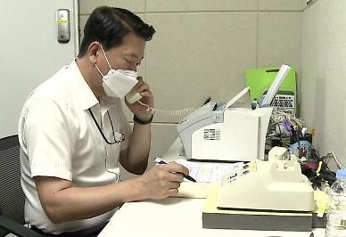 북한, 55일 만에 남북통신선에 응답...정부 조속한 대화 기대