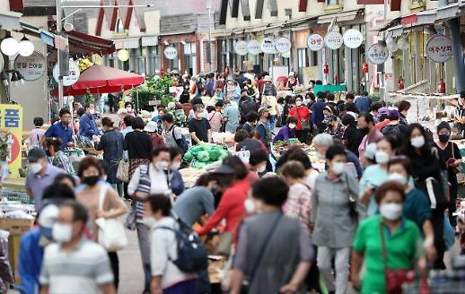 调查:韩国小商户9月体感景气指数好转