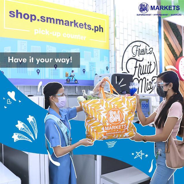 [NNA] 필리핀 SM마켓츠, 온라인 판매 취급 100개소로 확대 예정
