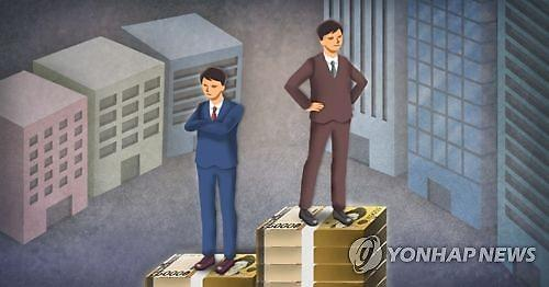 """韩大学生新入职年薪高于日本 企业间薪资""""天差地别"""""""