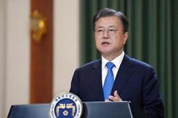 文大統領、岸田首相選出に書簡・・・「韓日関係を未来志向に、共に努力していこう」