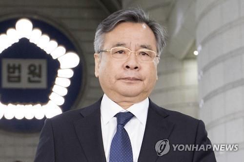 박영수 인척 대표 대장동 분양대행사…자료제출 거부로 의견거절 처분