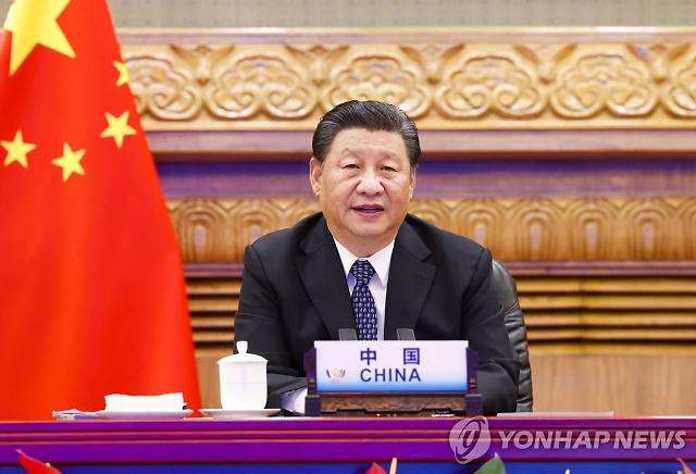 """시진핑, 기시다 日 신임 총리에 축전…""""협력 증진해야"""""""