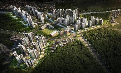 대우건설, 5700억 규모 파주1-3구역 재개발사업 시공사 선정
