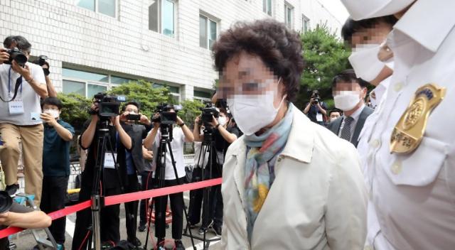 윤석열 장모 최은순 '거주지 이탈', 다시 구속될까