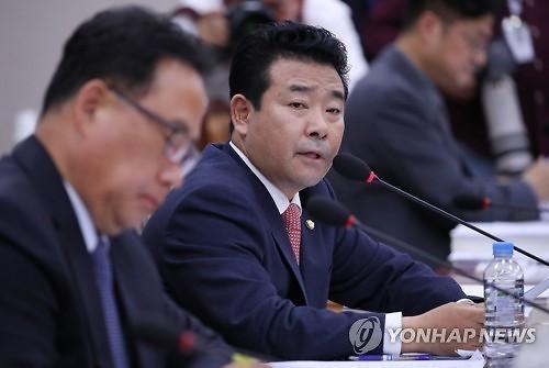 """박정 """"곽상도 아들,화천대유 공사25일 단축시키고50억 받아"""""""