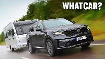 起亜ソレント、英国メディア選定「最も多才なキャンピングキャラバン向け自動車」