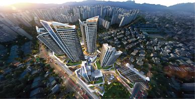 HDC현대산업개발, 미아4 재정비 촉진구역 재건축 수주