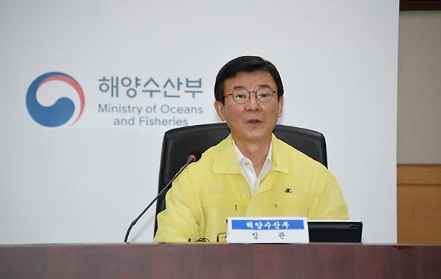 """문성혁 장관 """"위법엔 해운법에 따라 처리해야"""""""