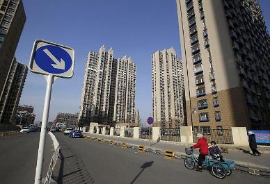 [차이나리포트] 탕핑에 빠진 중국 부동산기업…규제완화 언제쯤