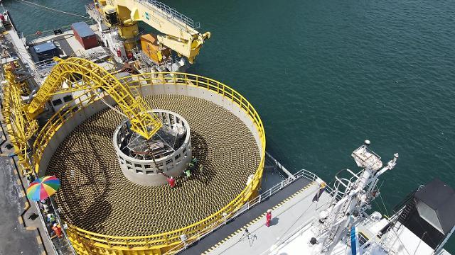 LS전선, 2000억원 규모 대만 해저케이블 공급권 수주