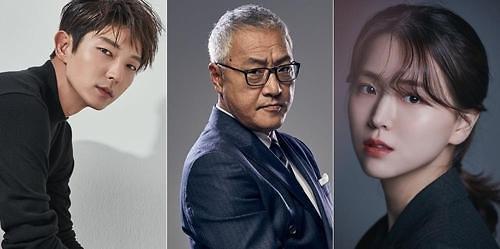 李准基李璟荣金智恩将出演SBS新剧《Again My Life》