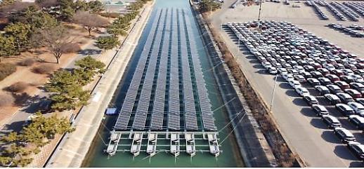 统计:韩国近五年新能源生产器材约九成进口自中国