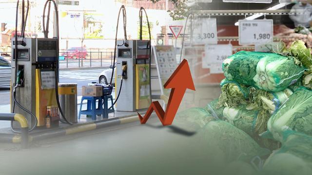 统计:韩国9月CPI同比上涨2.5%
