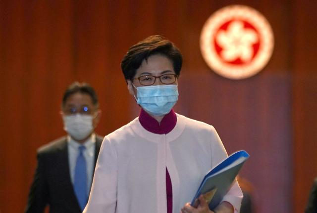 """""""대륙과 더 가까이"""" 홍콩 북부 선전 접경에 신도시 개발"""