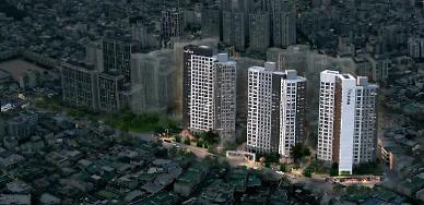 쌍용건설, 온천제2공영아파트 가로주택사업 수주