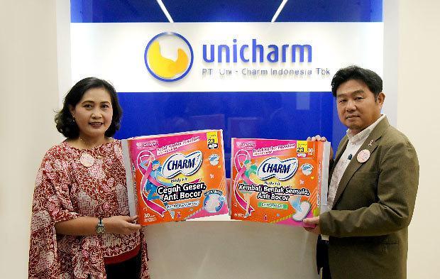 [NNA] 유니참 印尼, 핑크리본 활동 지원나서