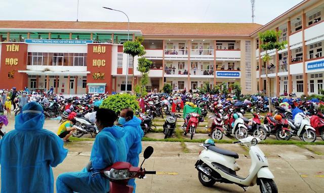 베트남 남부 지방, 귀향 노동자에 별도 격리계획 적용