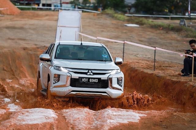 [NNA] 미쓰비시車, 말레이시아 9월 트라이톤 판매 역대최다