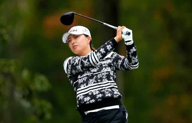 [속보] 고진영, LPGA 코그니전트 파운더스컵 우승