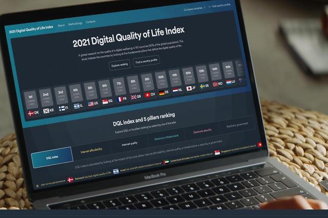 [NNA] 캄보디아, 디지털 생활의 질 지수, 아시아 최하위