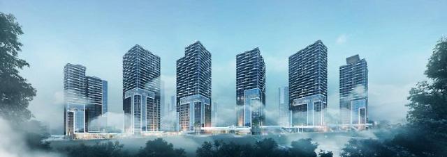 현대건설, 송파구 마천4구역 재개발 수주 3834억원 규모…디에이치 적용