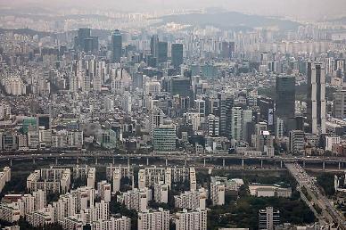 부동산 중개업소 개업 올해 들어 월간 최소치