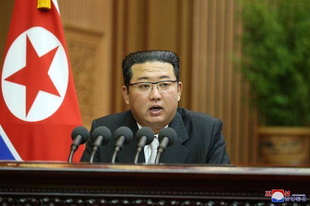 """[속보] 김정은 """"우리 주적은 전쟁 그 자체…남조선·미국 아냐"""""""