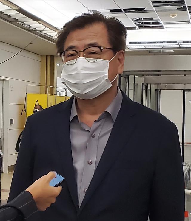 """서훈 靑안보실장, 방미 일정 시작…""""남북·북미 관계 전반 협의"""""""