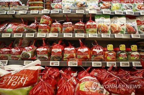 """K-Food元祖""辛奇出口大增 或实现12年来首次顺差"