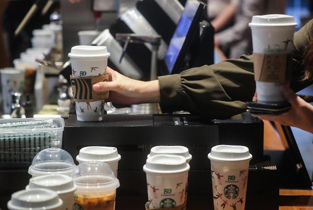 一年内新增百家门店 星巴克韩国加速扩张型战略步伐