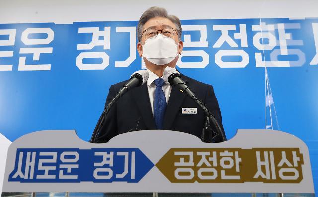 [본선 직행] 최종 링 오른 이재명...본선 승리 앞 대장동·사사오입 논란에 고심