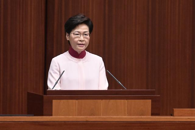 [NNA] 홍콩 행정장관, 13-14일 광저우, 선전 방문