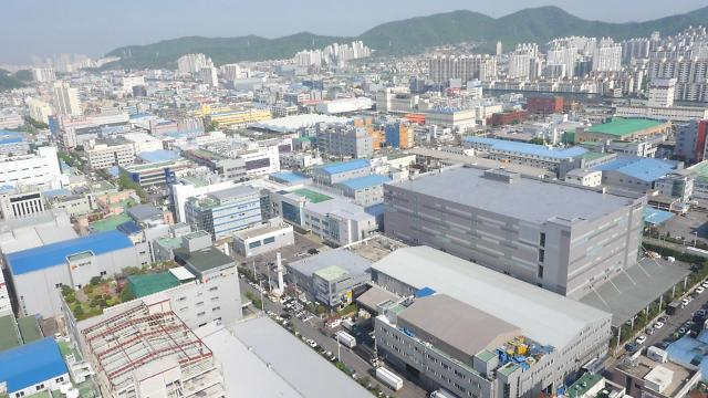 统计:上半年韩国产业园区生产出口回增 雇佣下降