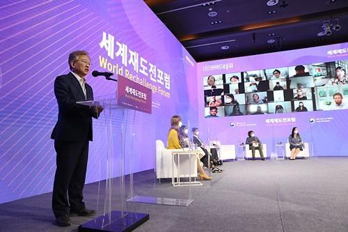 """권칠승 장관 """"실패는 혁신 창업의 과정... 재도전 패러다임 바꾸겠다"""""""