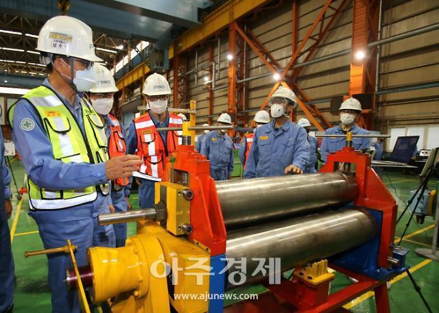 포스코 포항제철소, 고위험 수작업 개선 활동 전시회 개최