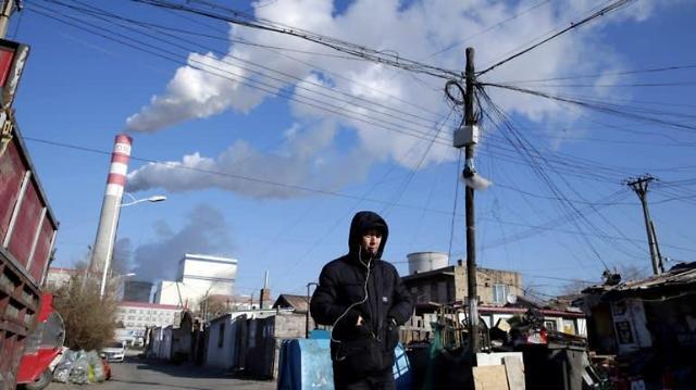 중국 석탄 선물가 연일 최고가 경신
