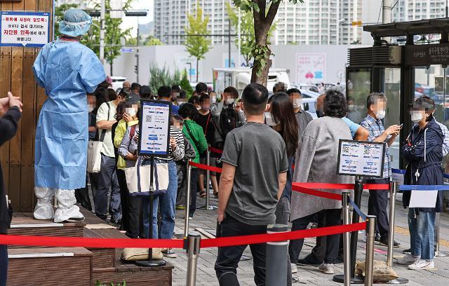 韩国新增1940例新冠确诊病例 累计337679例