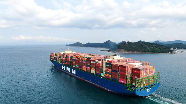 报告:韩船舶载重量全球排名多年止步不前
