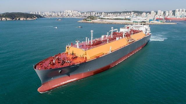 9月全球船舶订单中国居首 韩国以高附加值船为主接单
