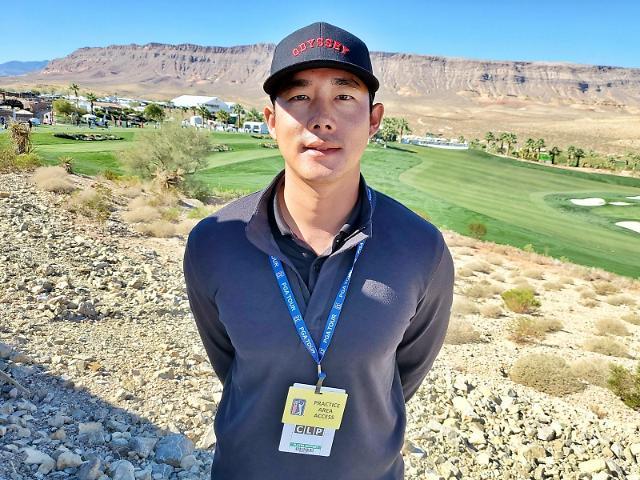 PGA서 커가는 퍼팅 스페셜리스트 김규태