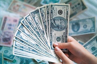 인플레이션 우려 완화에 원·달러 환율 하락 출발