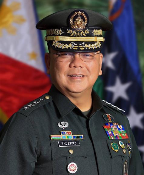 """""""亲韩派""""菲律宾将领法乌斯蒂诺升至军队最高职位"""