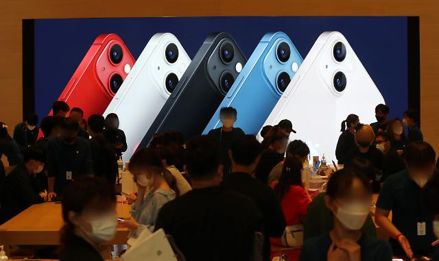 애플, 2분기 스마트폰 수익 75% 차지... 삼성전자는 13%로 2위 기록