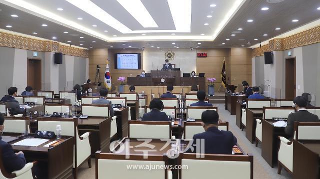 평택시의회, 제226회 임시회 폐회