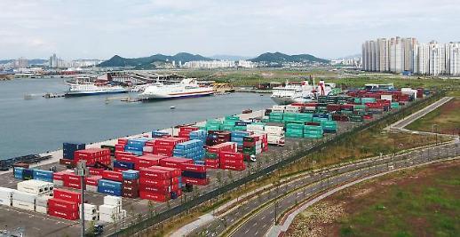 仁川至中国轮渡航线年吞吐量有望创历史新高